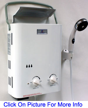 Eccotemp Tankless Water Heaters