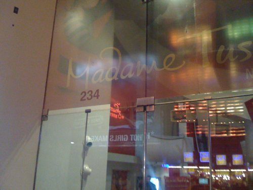 Tempered glass doors nyglass company new york emergency glass check out our glass and door work for madam tussauds nyc planetlyrics Gallery