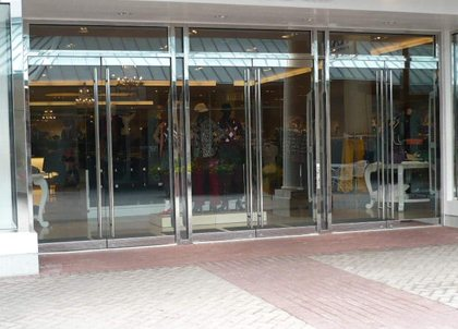 Tempered Glass Doors Ny Glass Company New York Emergency