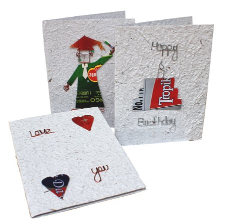Fair-Trade, Handmade and Ecofriendly Greeting Cards