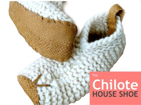 natural and sustainable house shoes