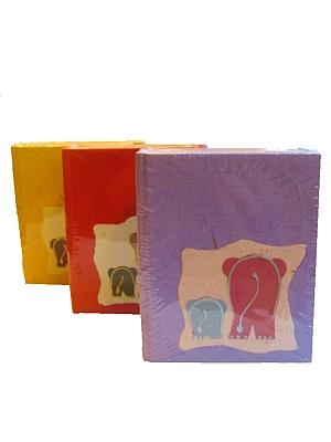 elephnat dung paper journals