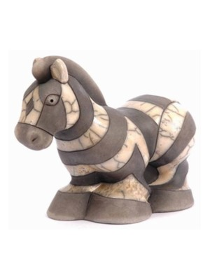 Fair-trade online Australi, Raku pottery animals