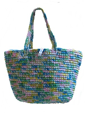 ecofriendly recycled tote bag