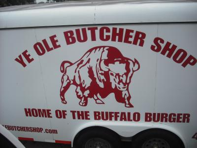 The Buff Mobile, should we come see you too!