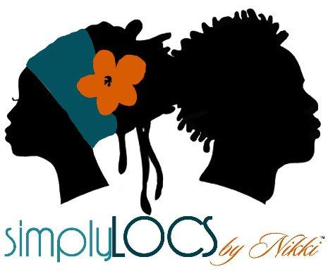 U Logo Design Simply Locs by Nikki, ...