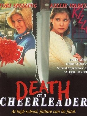 rare movies death of a cheerleader dvd