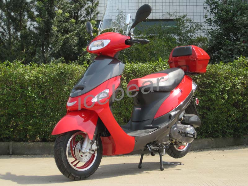 cc icebear scooter