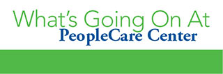 Calendar of events at PeopleCare Center