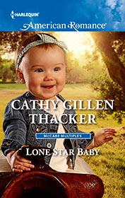 matchmaking baby cathy gillen thacker