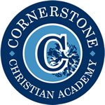 Cornerstone Christian Academy Cheerleading Logo