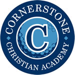 Cornerstone Christian Academy Golf Logo