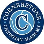 Cornerstone Christian Academy Baseball Logo