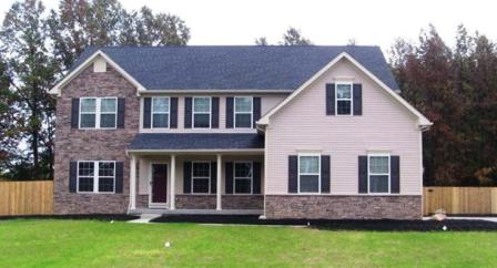ryans 4 bedroom centerhall colonial - Images For Homes
