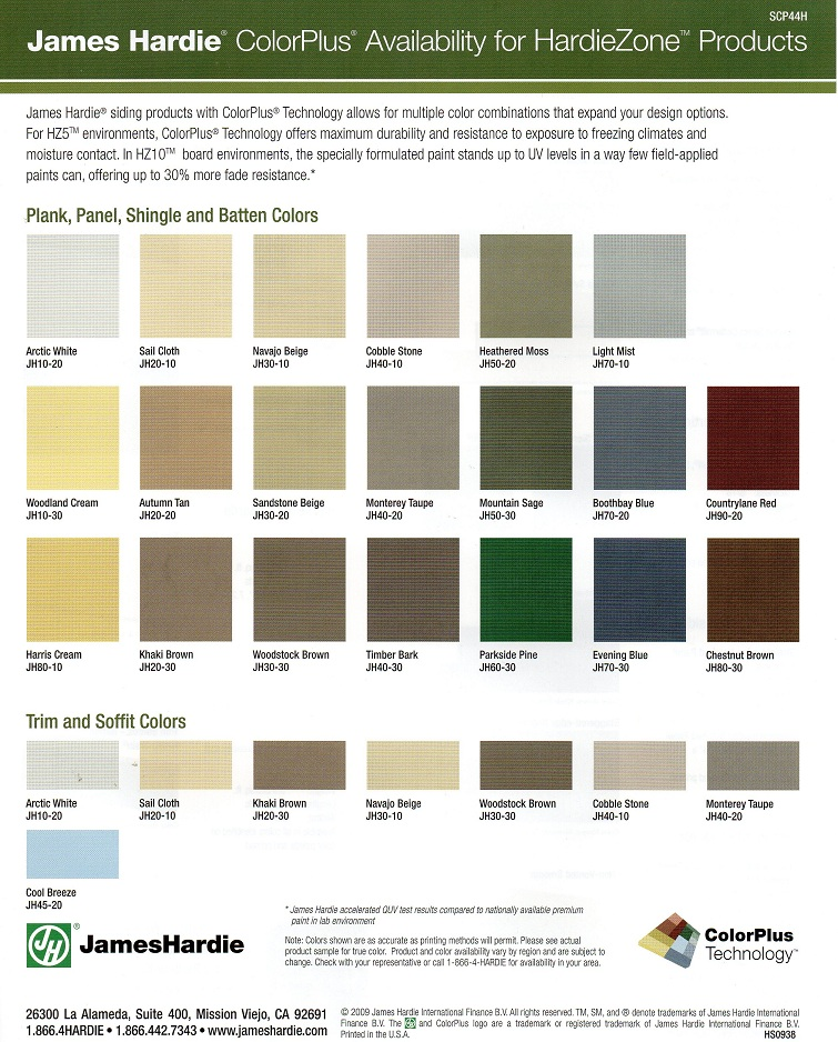 James hardie siding color combination new home ideas for New siding colors