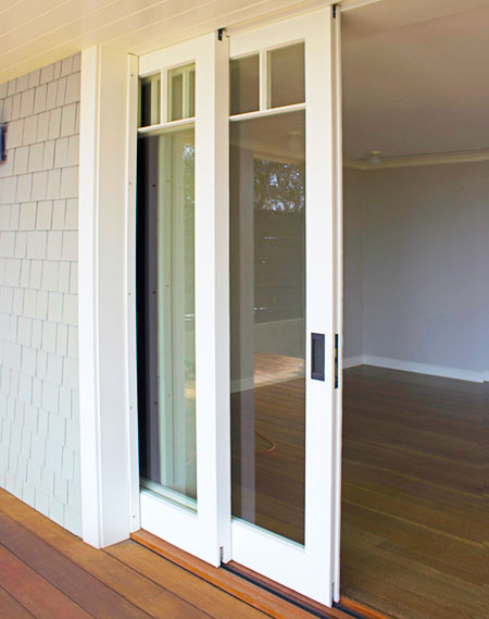 Ag millworks multi slide patio doors for Multiple sliding glass doors