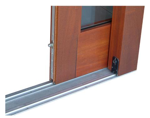 Ag millworks multi slide patio doors for Non sliding patio doors