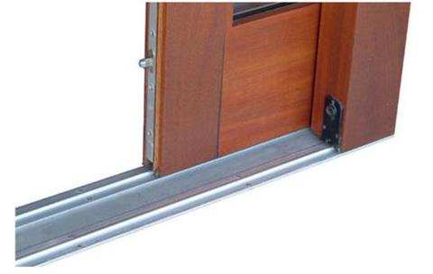 Available On Pocketing, Non Pocketing, Multi Slde Or Lift And Slide Door  Systems. *Recomended For Low   Or No Exposure Envirmonments Only.