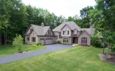 Stone Ridge Luxury Homes for Sale Chagrin Falls Ohio Realtor