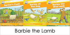 Barbie the Lamb