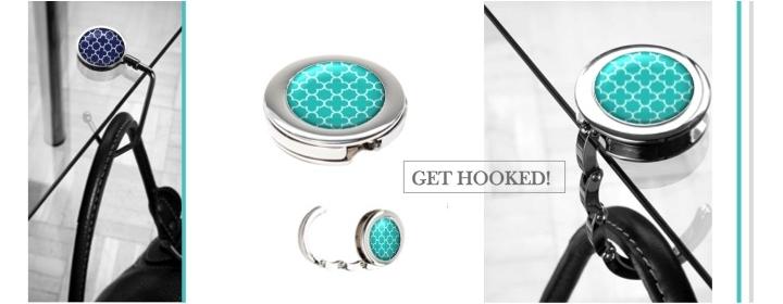 Handbag Hooks For Table