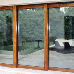... Sliding Patio Door. All Wood Or Aluminum Clad Outside/wood Inside,  These Practical Sliders Are Available In Any Wood Species, Glass Type And  Design You ...