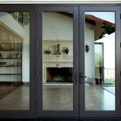 Ag millworks custom patio doors the most traditional of patio door options the swinging patio door also known as a french door brings timeless elegance to any room planetlyrics Choice Image