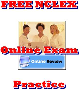 Nclex RN exam prep test questions FREE Nclex testing online prep ...