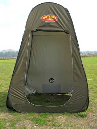 Outback Porta Privy Privacy Tent