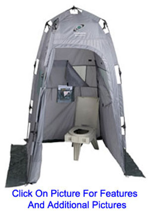 Phillips Environmental PUP Privacy Shelter