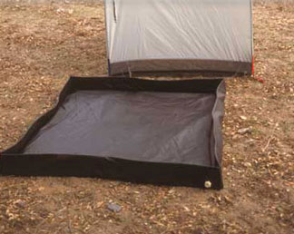 Drain Capture Floor For Paha Que Tepee