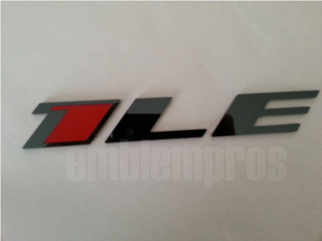 Emblempros Gm Licensed And Custom Vehicle Emblems 2012