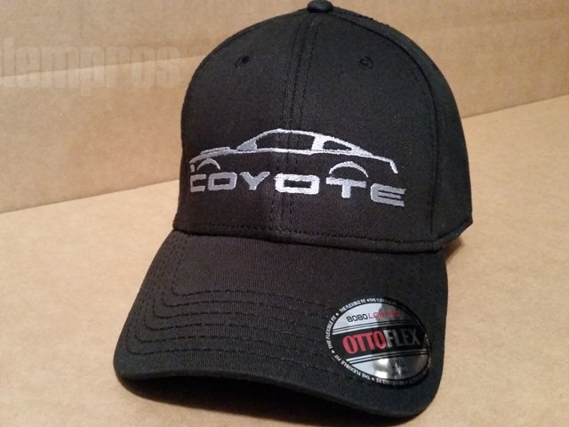 COM - GM LICENSED AND CUSTOM VEHICLE EMBLEMS - COYOTE 5.0 Hat   Baseball  Style Cap 3f4884d9a8e