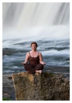 Roxane Fogard Certified Yoga Instructor