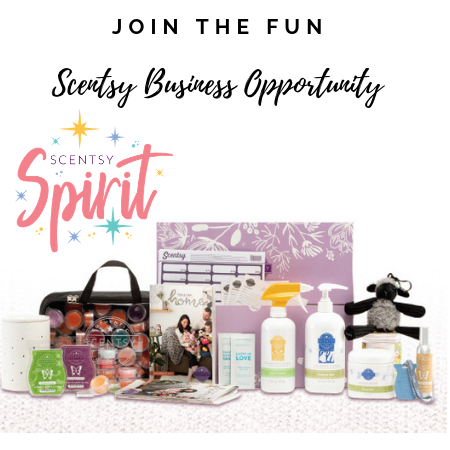 Join Scentsy Starter Kit