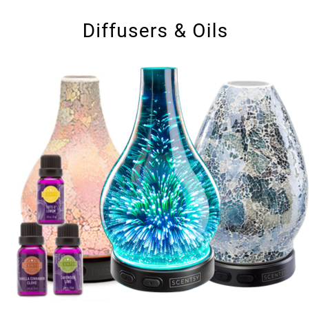 Scentsy Diffusers Online
