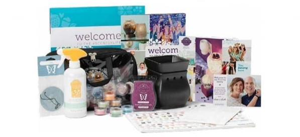 Scentsy Host Starter Kit