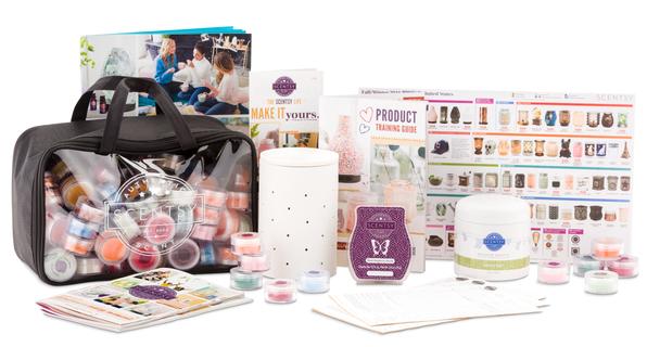 Scentsy Host Starter Kit