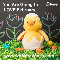 Scentsy Join February Promotion