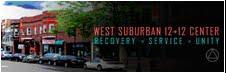 West Suburban 12 & 12 Center