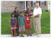 Read About the Cash Rebate the Gopala Family Received from Realtor Jim Cadwalader for Buying a House in Fishers, Indiana