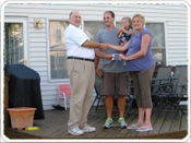 Read About the Cash Rebate Kristen and Lee Received from Realtor Jim Cadwalader for Buying a House in Carmel, Indiana