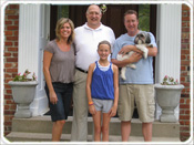 Read About the Service that the Poetz Family Received from Realtor Jim Cadwalader when Buying a Home in Carmel, Indiana