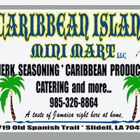 Caribbean Island Mini Mart