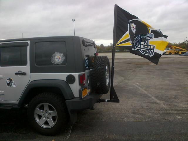 Drive A Flag Truck Suv Car Drivable Flagpoles Truck Flagpoles