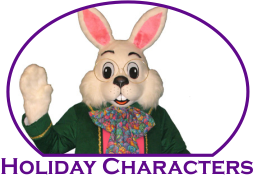 Party and Holiday Characters in Atlanta by Mystical Parties