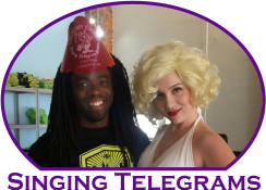 Singing Telegrams in Atlanta by Eastern Onion