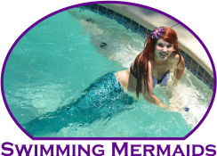 Swimming Mermaids