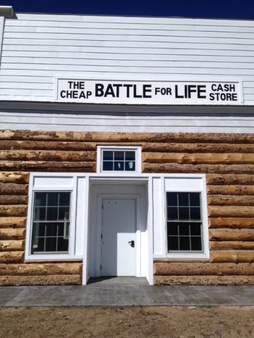 Battle for Life Store