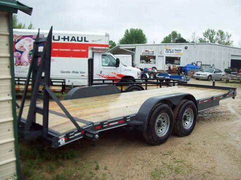 New 2019 Heartland 20ft. Car Hauler